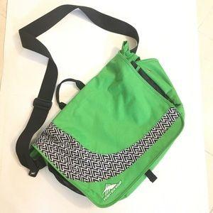High Sierra messenger laptop bag